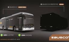 Ebusco en Busworld 2019: nuevo prototipo eléctrico 3.0