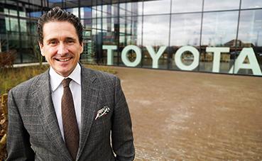 Ernesto Domínguez, nuevo director general de TMH Europa