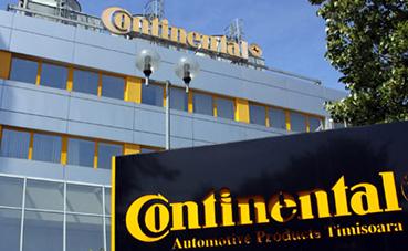 Uno de cada tres vehículos europeos lleva neumáticos Continental