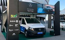 Mercedes-Benz presenta la eVito en el Congreso SUM Bilbao 2019