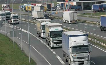 Fenadismer lamenta la exclusión de las furgonetas de gas en el Moves