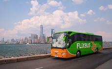 Flixbus lanza sus primeras líneas en el este de Estados Unidos