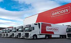 Garciden incorpora 45 camiones Volvo con I-Save a su flota