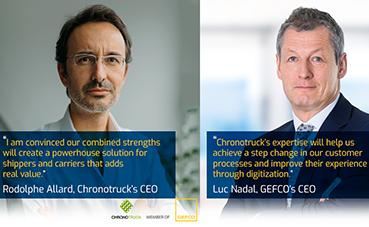 Gefco adquiere Chronotruck para impulsar la digitalización