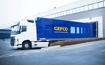 Gefco ayuda en los envíos de tests para el diagnóstico de la Covid-19