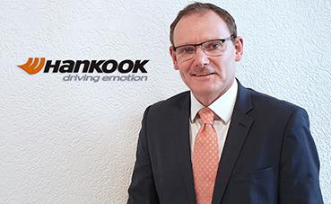 Guy Heywood, nuevo director de Marketing en Hankook Tire