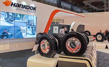 Hankook presenta nuevas soluciones para neumáticos