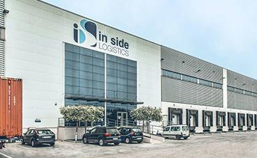 In Side Logistics, nacida de Grupo Vasco, celebra su 15º aniversario