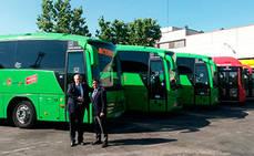 Interbus continúa creciendo junto a Volvo Buses
