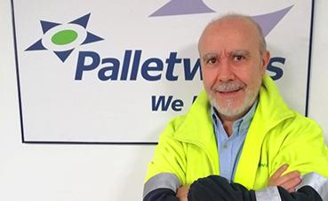 José Manuel Sánchez Tejado, nuevo Hub Manager de Palletways Iberia