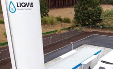 UTA amplía su red de suministro con estaciones Liqvis de GNL