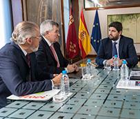 López Miras solicita medidas para la libre circulación de mercancías