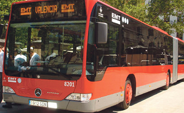 Movilidad Sostenible introduce mejoras en la EMT de Valencia