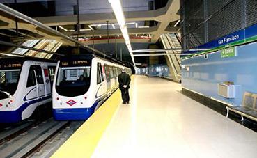 Metro de Madrid, entre los suburbanos más eficientes del mundo