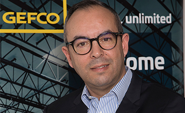 Michaël Koundri, nuevo director general de Gefco Lorry Transport