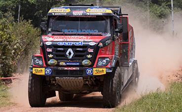 Renault Trucks participará en el Rally Dakar con MKR Technology