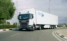 El motor de gas de 410 CV de Scania, un aliado en el negocio de Delgo