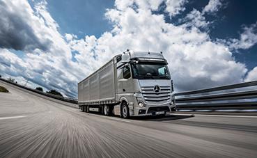 El nuevo Mercedes-Benz Actros, elegido 'Camión del año 2020'