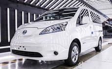 La Nissan e-NV200 bate récord de matriculaciones en el mercado español
