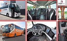 Nogebus entrega dos vehículos a Cabranes y Lázara
