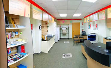 Mail Boxes Etc. abre un nuevo centro logístico en Moncada