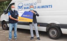 OnTurtle hace una donación al Banco de los Alimentos de Barcelona