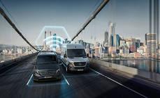 Mercedes ofrece soluciones digitales para transporte eficiente