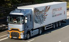 Eslovaquia gana la final del Optifuel Challenge de Renault Trucks