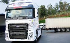 El óvalo de Ford Trucks ya circula por las carreteras españolas