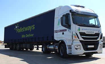 Palletways garantiza el abastecimiento durante el Estado de Alarma