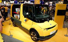 Renault Ez-Flex: para entregas de la última milla