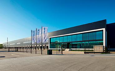 Rhenus amplía su presencia en los Países Bajos, con un almacén en Holanda