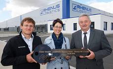 Grupo Rhenus inaugura un nuevo centro logístico en Meerane