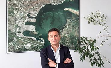 Santiago Díaz Fraile, nuevo director de la Autoridad Portuaria de Santander
