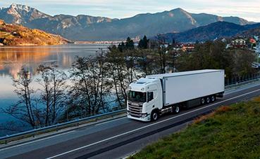 Scania analiza las ventajas del gas como alternativa sostenible