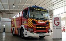 Dos camiones de bomberos Scania entrarán a dar servicio en Granada