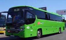 Alsa, el primero en apostar por el autobús Scania Interlink de GNL
