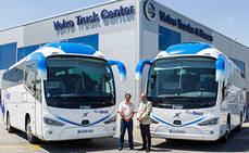 TheBus On Time incorpora tres modelos de Volvo Buses a su flota