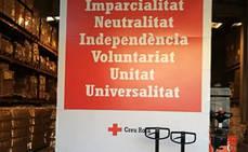 TMHES colabora con Cruz Roja donando equipos de manutención