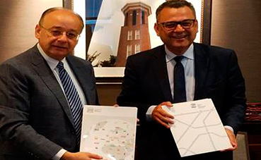 La UITP y APTA firman un acuerdo de cooperación
