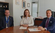 Uno y Aduana de Barajas, unidas para aumentar la competitividad