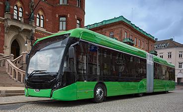 VDL presenta su nuevo Citea Electric de 14,5 metros