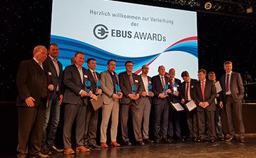 VDL Bus & Coach gana el premio Ebus alemán 2019