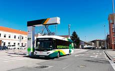 Vectia electrifica el transporte urbano de Pamplona