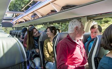 Más de 8,5 millones de viajeros utilizarán el autobús en agosto