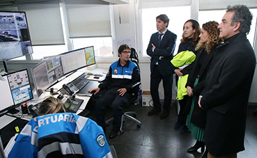 El Puerto de Santander aumenta sus medidas de seguridad