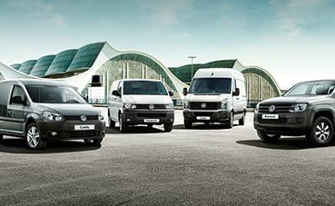 Volkswagen cierra su mejor año en matriculaciones de VO comerciales