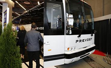 Volvo Buses recibe su mayor contrato de autocares en E.E.U.U.
