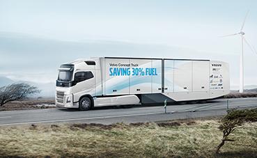 Volvo acelerará el desarrollo sostenible de camiones