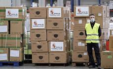 XPO Logistics, seleccionada para la distribución de material sanitario